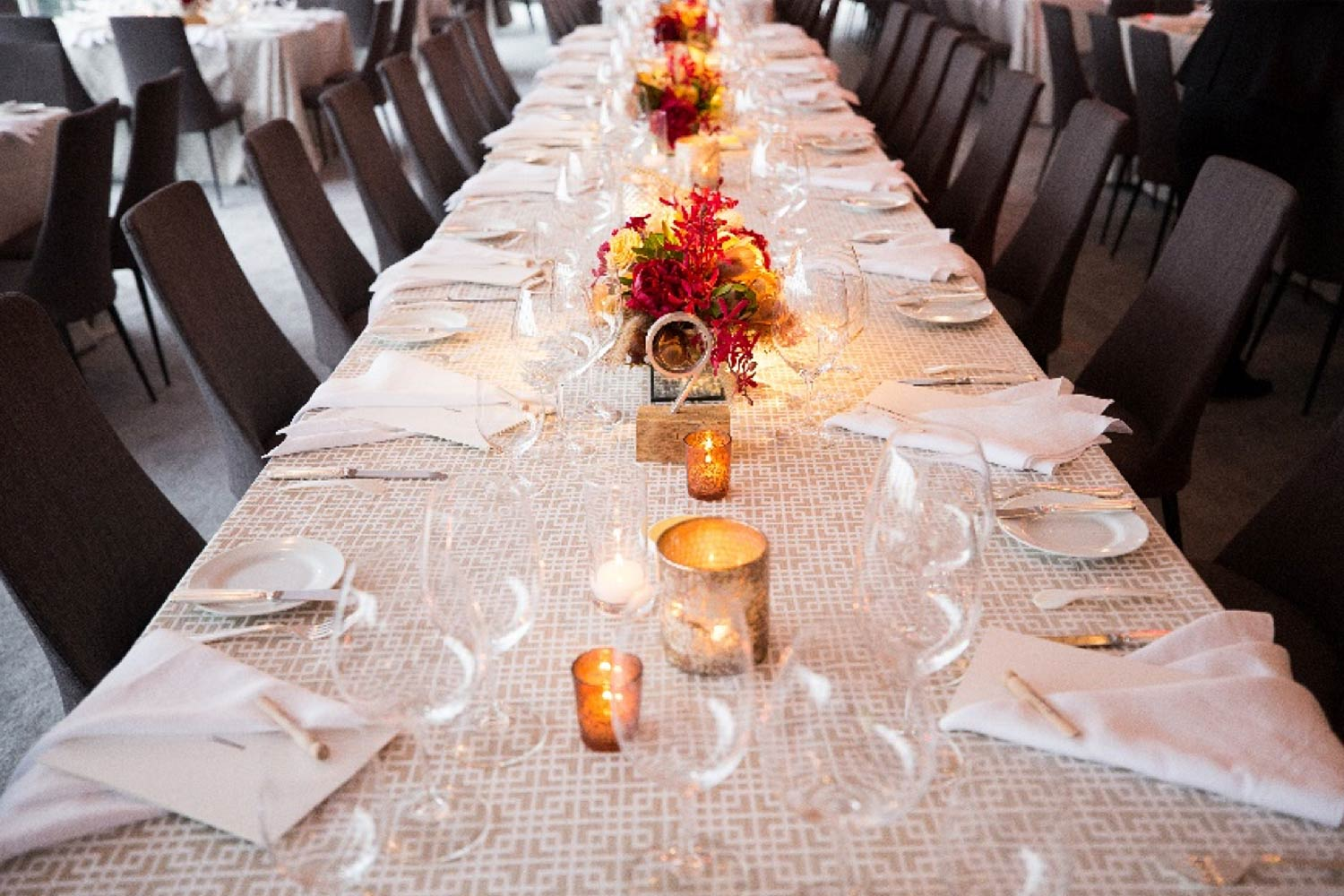 Highly Detailed and Personalized Event Design