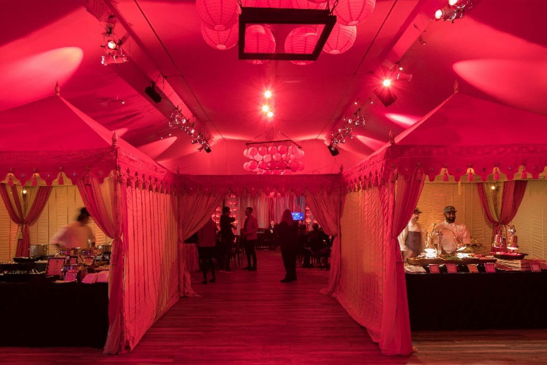 Event Reception Design
